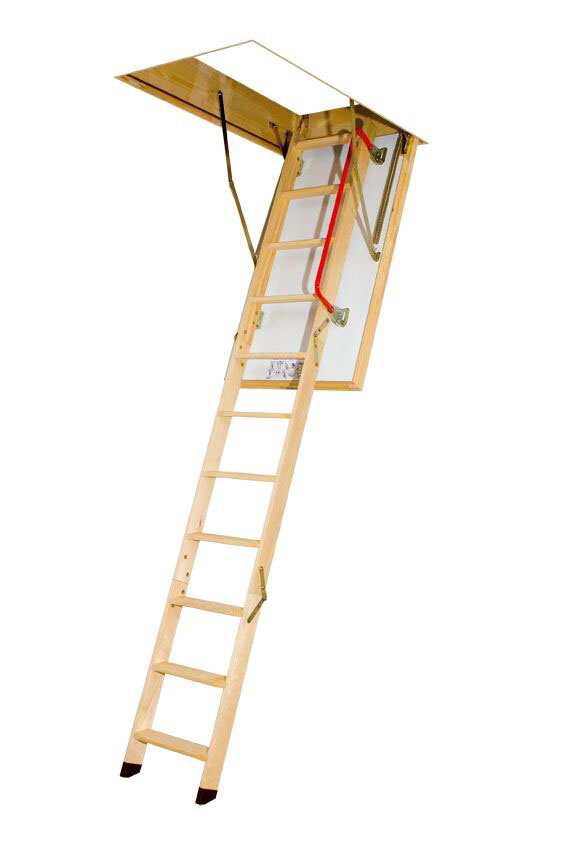 fakro attic ladder installation instructions